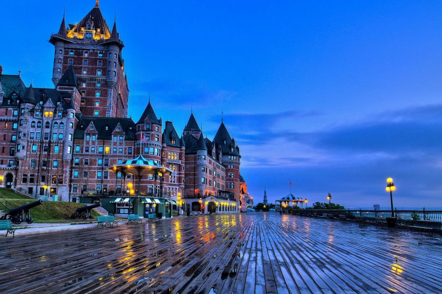 How To Visit Quebec City In Budget